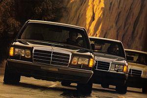 Tajemnicze oznaczenia Mercedesa