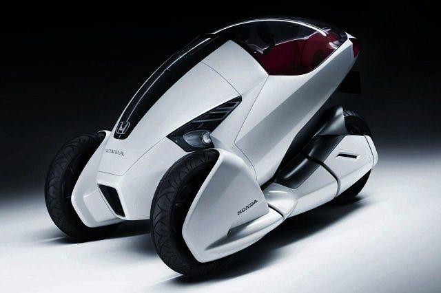 Honda 3C-R Concept