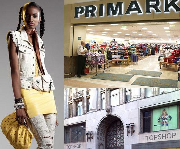 Za co kochamy brytyjskie marki odzie�owe? New Look, Topshop, Primark.