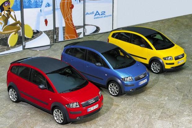 Wielki powr�t ma�ego Audi?