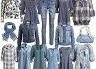 Look marki: KappAhl w kolorze blue