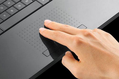 Trackpad Synaptics