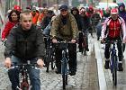 Masa rowerowa z wiosennymi akcentami. Do przejechania 20 km