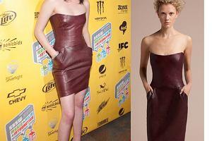 Kristen Stewart w sk�rzanej sukience - hit czy kit?
