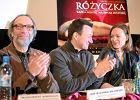 Spotkanie z tw�rcami filmu ''R�yczka''