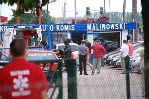 W pozna�skim szpitalu zmar� uczestnik strzelaniny w W�growcu
