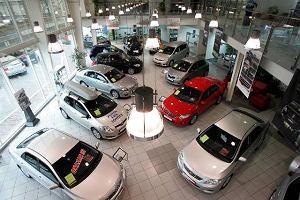 Co pi�ty diler aut w Polsce jest bliski bankructwa