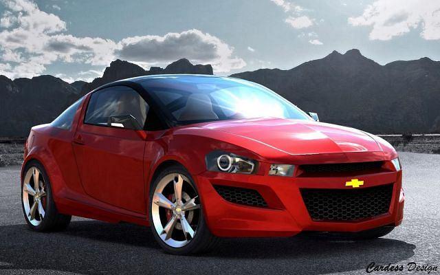 Chevrolet Cobalt zaprojektowany przez Davida Cardoso