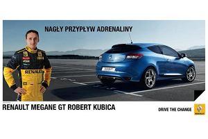 Megane GT Robert Kubica Edition