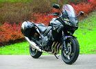 Honda CBF 1000A | Za kierownicą