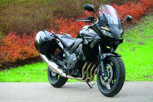 Honda CBF 1000A | Za kierownic�