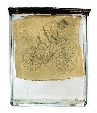 Rower W Formalinie Czyli Rowerowy Tatuaż Więzienny