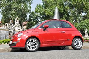 Moto.pl prezentuje: Fiat 500 TwinAir - pierwsza jazda, lipiec 2010