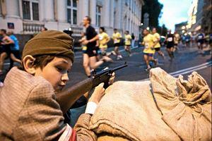 XX Bieg Powstania Warszawskiego: bieg�o ponad 4000 os�b