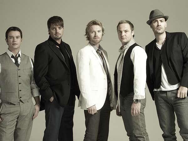 """Zespół Boyzone przygotował płytę zatytułowaną """"Dublin to Detroit""""."""