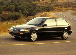 Honda Civic IV 1988-1991
