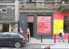 Nie chcą sex shopu na Mokotowskiej. Obniża prestiż