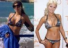 Doda ma bikini jak gwiazda Playboya