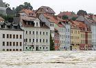 Pękła zapora na polskim zbiorniku, Goerlitz pod wodą