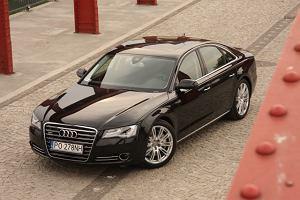 Audi A8 - test | Pierwsza jazda