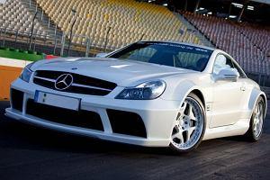 1015 KM w Mercedesie SL