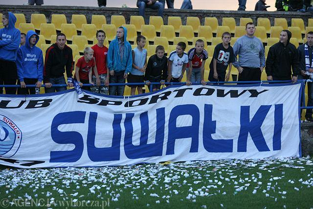Stadion w Suwałkach