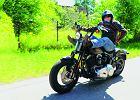 Harley-Davidson Cross Bones | Za kierownic�
