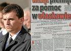Konflikt interesów? Zięć Lecha Kaczyńskiego zabiegał o ułaskawienie przestępcy