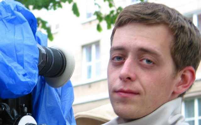 Jan Holoubek - operator.