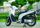 Honda SH 300i | Za kierownic�