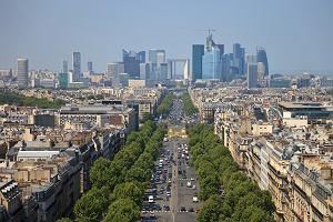 Paryż wycieczki - Łuk Triumfalny i Pola Elizejskie