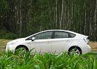 Toyota Prius - test | Za kierownic�