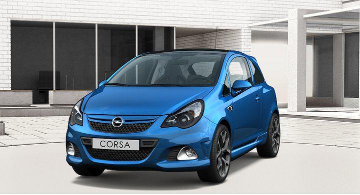 Opel Corsa 2011 (face-lifting)