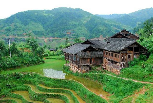 Po�udniowe Chiny - prowincja Guangxi
