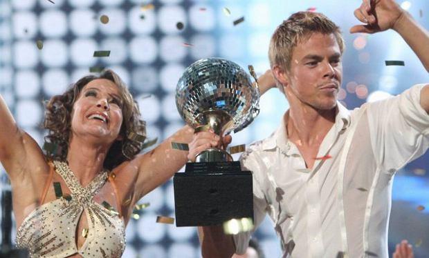 Gwiazda 'Dirty Dancing' wygrała 'Taniec z gwiazdami'