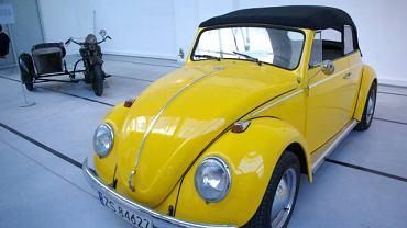 Volkswagen cabrio, tzw. chrabąszcz