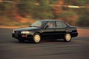 Wybierz najlepszą generację Toyoty Camry