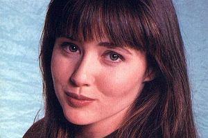 Shannen Doherty - w czasach serialu Beverly Hills 90210