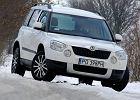 Skoda Yeti 2.0 TDI (170 KM) 4x4 - test | Za kierownicą