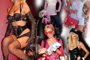 Stylistyczne przemiany Paris Hilton