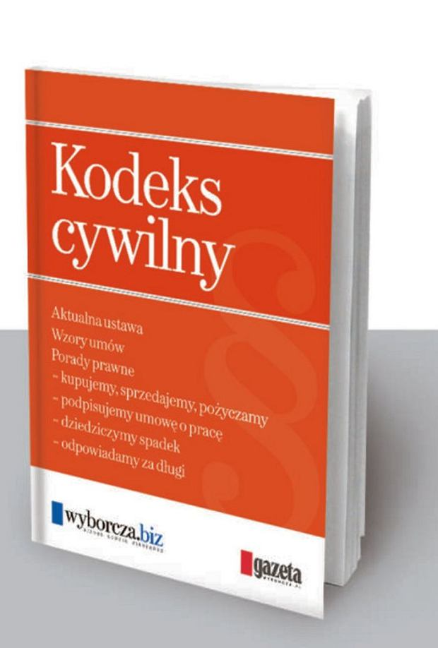 """""""Kodeks cywilny"""" z """"Gazet� Wyborcz�"""""""