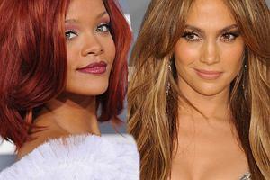 Gwiazdy na rozdaniu nagród Grammy. Wybierz najlepszą fryzurę i makijaż!