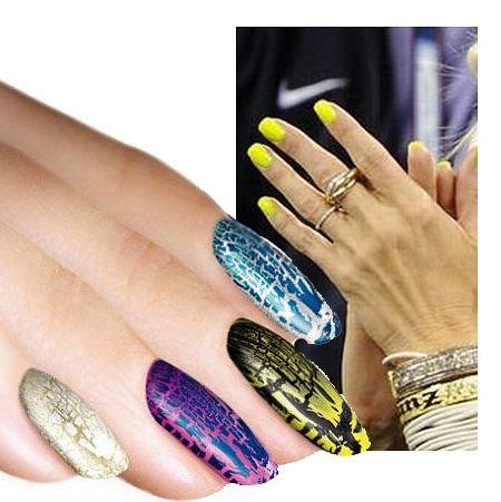 Quiz: Zgadnij, która gwiazda ma tak charakterystyczny manicure?