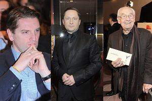 Kamil Durczok, Tomasz Lis i Andrzej Wajda