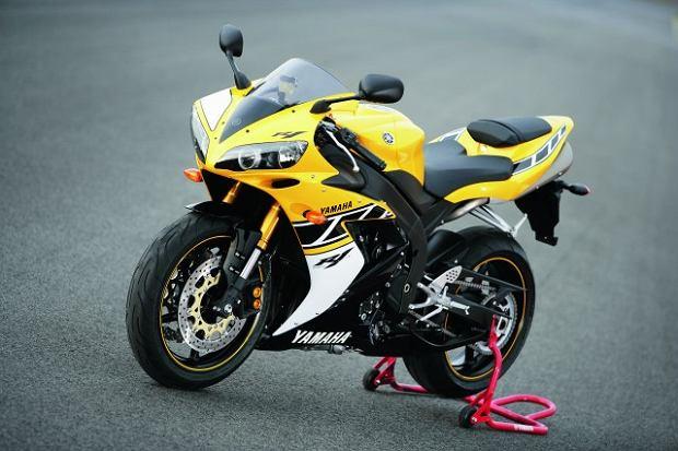 Yamaha YZF-R1 - motocykl używany