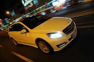 Mercedes R 350 CDI L 4Matic - test | Za kierownic�