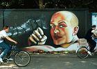 Zamalowali 400 m. muru na Służewcu. Zobacz słynne graffiti