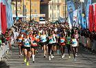 Rekordowy P�maraton Warszawski