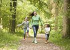 W lesie mo�na odzyska� form� po chorobie i wzmocni� odporno��, ale tylko wtedy, gdy nie jeste� alergikiem