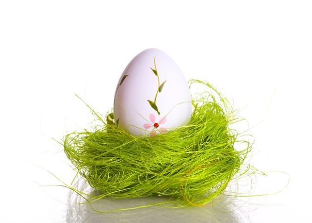 Co w jajku siedzi?